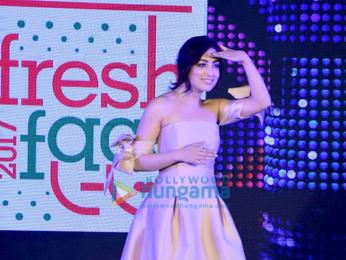 Yami Gautam at 'OPPO Times Fresh Face Mumbai' finale