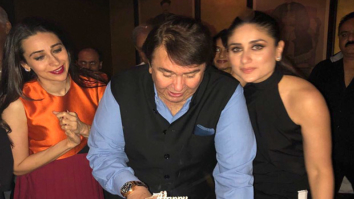 INSIDE PHOTOS: Kareena Kapoor Khan, Karisma Kapoor host special party to celebrate Randhir Kapoor's birthday