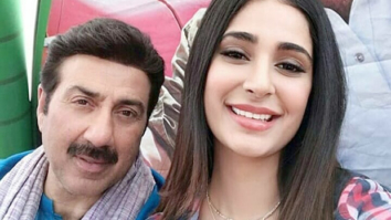 Sunny Deol shoots for an ad commercial and his rugged avatar will definitely impress his fans