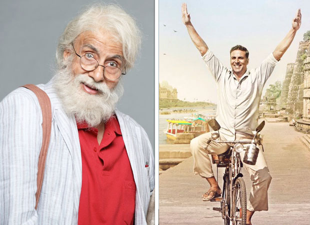 Amitabh Bachchan's 102 Not Out trailer to be attached to Akshay Kumar's Pad Man