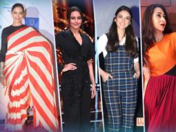 BEST Dressed Celebs Of Last Week Deepika Anushka Aditi Athiya Karisma Sonakshi