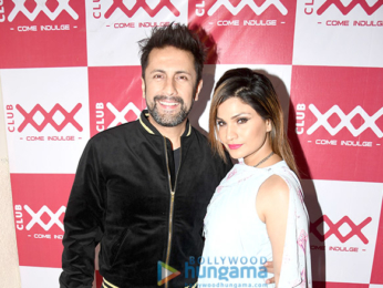 Celebs attend launch of Club XXX