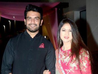 Celebs grace Dipika Kakar's wedding reception