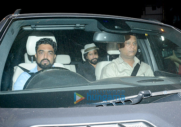Celebs grace Karan Johar's Valentine's Day party