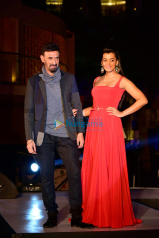 Celebs grace Salim Asgarally's Valentine's Day fashion show