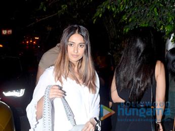 Celebs grace Shamita Shetty's birthday bash at Olive in Bandra