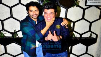 Celebs grace Varun Sharma's birthday bash