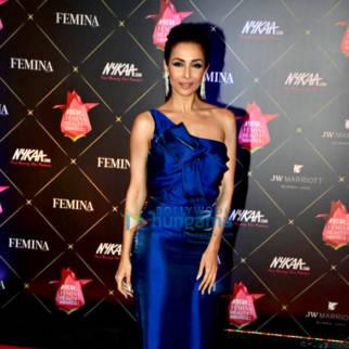 Celebs grace the 4th edition of the Nykaa Femina Beauty Awards 2018