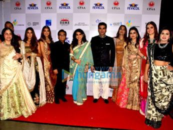 Celebs grace the CPAA show by Sandeep Khosla and Shaina NC