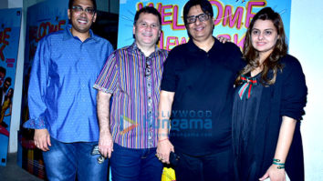 Celebs grace the special screening of the film Welcome to New York