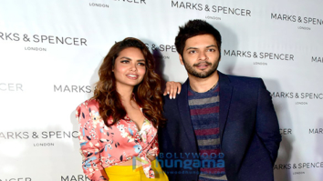Esha Gupta and Ali Fazal grace the launch of Marks & Spencer's 2018 collection
