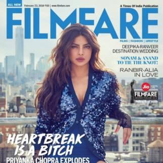 Priyanka Chopra On The Cover Of Filmfare