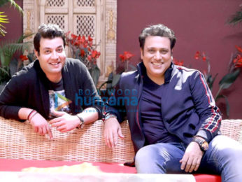 On The Sets Of The Movie Fry Day