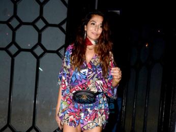 Harshvardhan Kapoor and Monica Dogra snapped in Mumbai