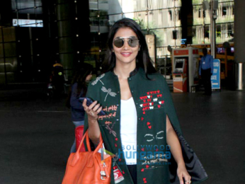 Hrithik Roshan, Suniel Shetty and others snapped at the airport