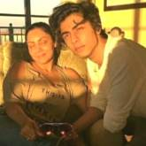 Gauri Khan and Aryan Khan look adorable in this sunkissed picture