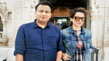 Is Kangana Ranaut fazed with Manikarnika controversy, seeks divine intervention