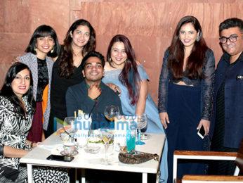 Kangana Ranaut graces the Bombay Sapphire bash in Bikaner