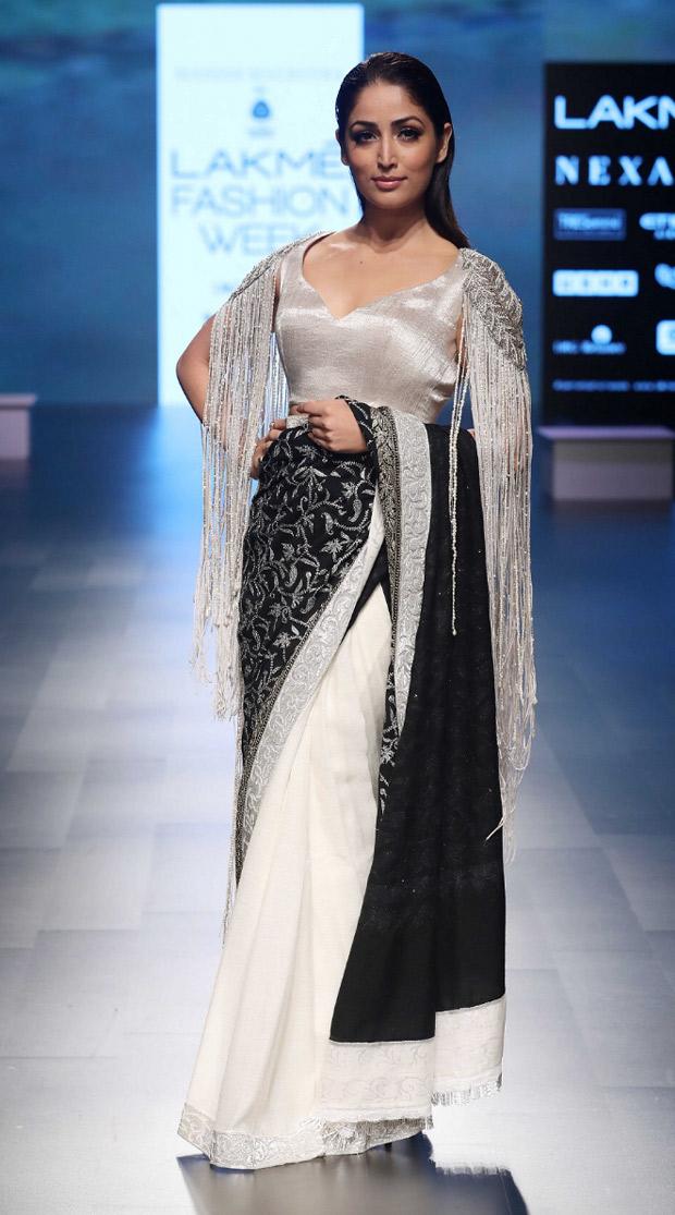 Lakme Fashion Week  Sarees