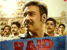 First Look Of The Movie Raid
