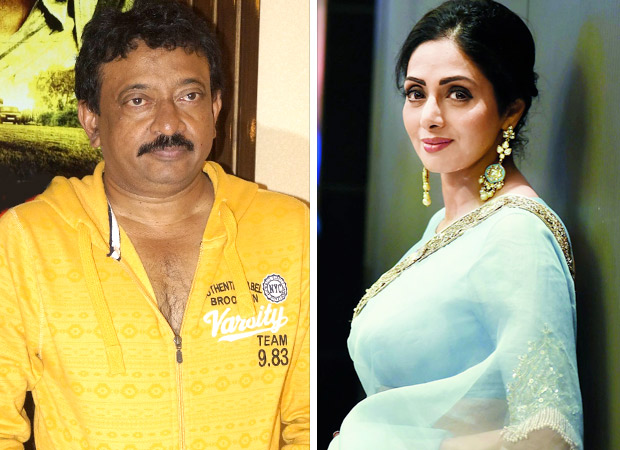 Ram Gopal Varma reveals SHOCKING truths about Sridevi's life, claims she was an unhappy woman