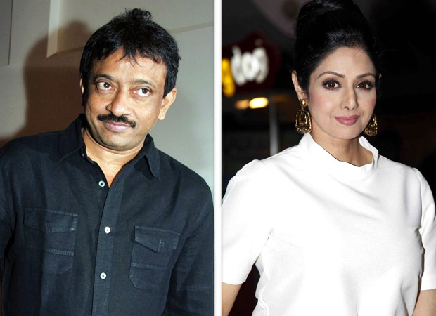 """I hate God for killing Sridevi and I hate Sridevi for dying"" - Ram Gopal Varma"