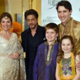WOW! Shah Rukh Khan & Aamir Khan charm their way into Canadian PM Justin Trudeau's heart