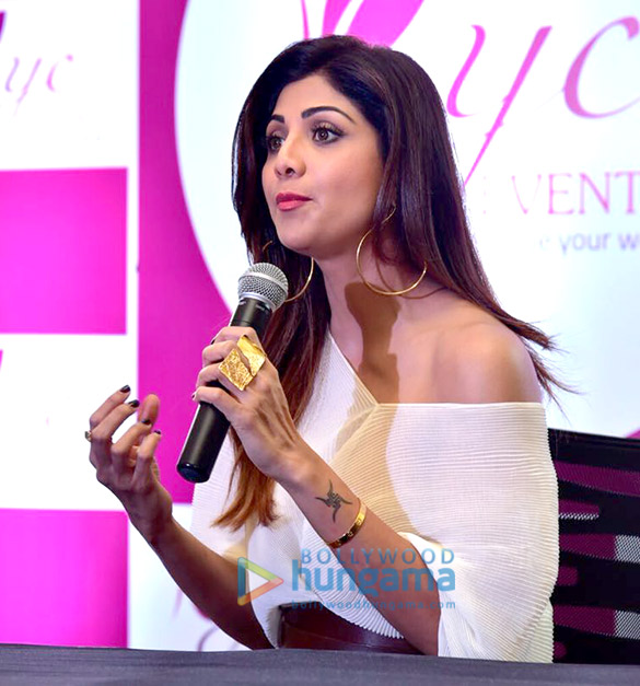 Shilpa Shetty graces KYC wedding launch event