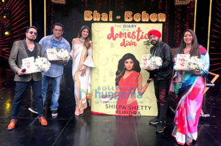 Shilpa Shetty launches 'The Diary of a Domestic Diva'