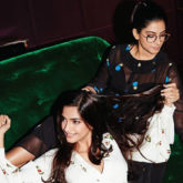 Sonam Kapoor and Rhea Kapoor for Rheson