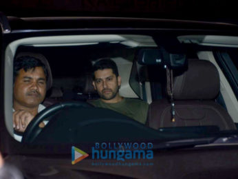 Nidhhi Agerwal, Diana Penty and others snapped at the special screening of 'Pad Man'