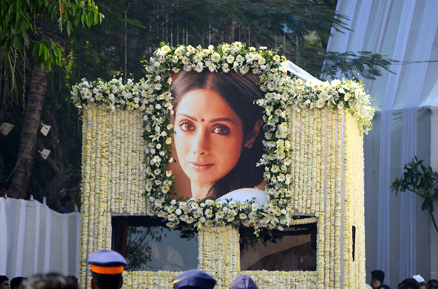 Sridevi's last rites: Bollywood bids goodbye to the superstar with state honours