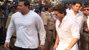 Sridevi funeral: Shah Rukh Khan, Amitabh Bachchan reach Pawan Hans