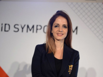 Sussanne Khan graces the Indian Design Symposium