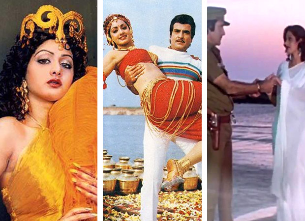 The cult songs of Sridevi that propelled her Hindi film career