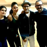 On The Sets Of The Movie Thugs of Hindostan