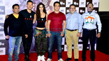 Tiger Shroff and Disha Patani launch the trailer of Baaghi 2