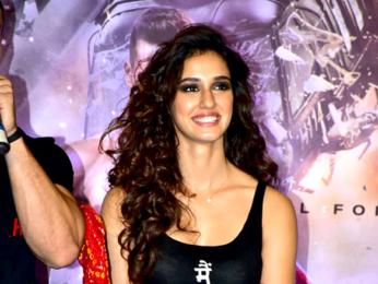 Tiger Shroff and Disha Patani launch the trailer of Baaghi 2