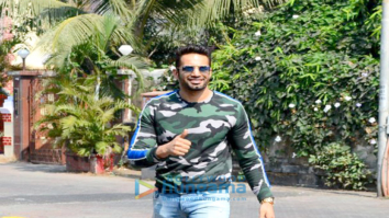 Upen Patel spotted at the Otters Club in Bandra