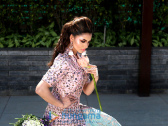 Urvashi Rautela's photoshoot for Wedding Vows magazine