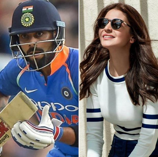 Virat Kohli credits wife Anushka Sharma after ODI series victory against South Africa