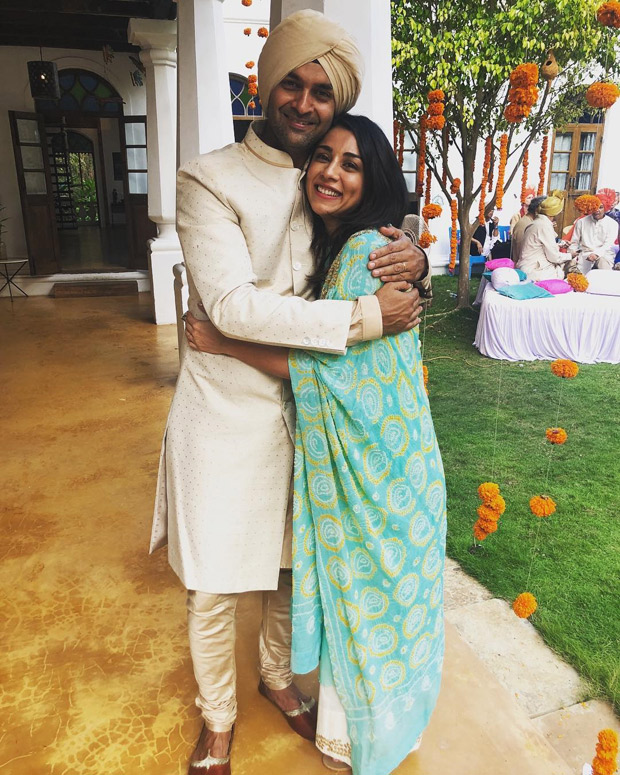 WHOA! Purab Kohli and Brit girlfriend Lucy Paton tie the knot in Goa and it is definitely gorgeous