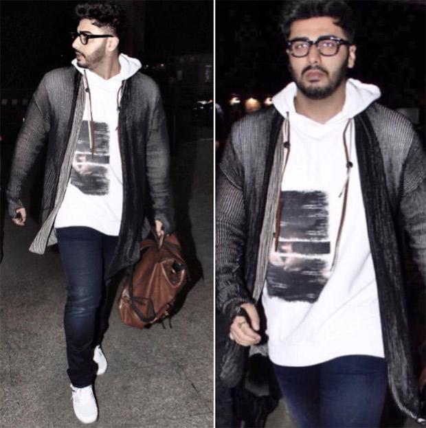 Weekly Airport Style: Arjun Kapoor