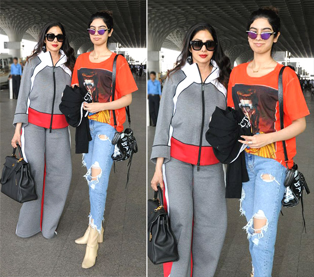 Weekly Airport Style: Khushi Kapoor