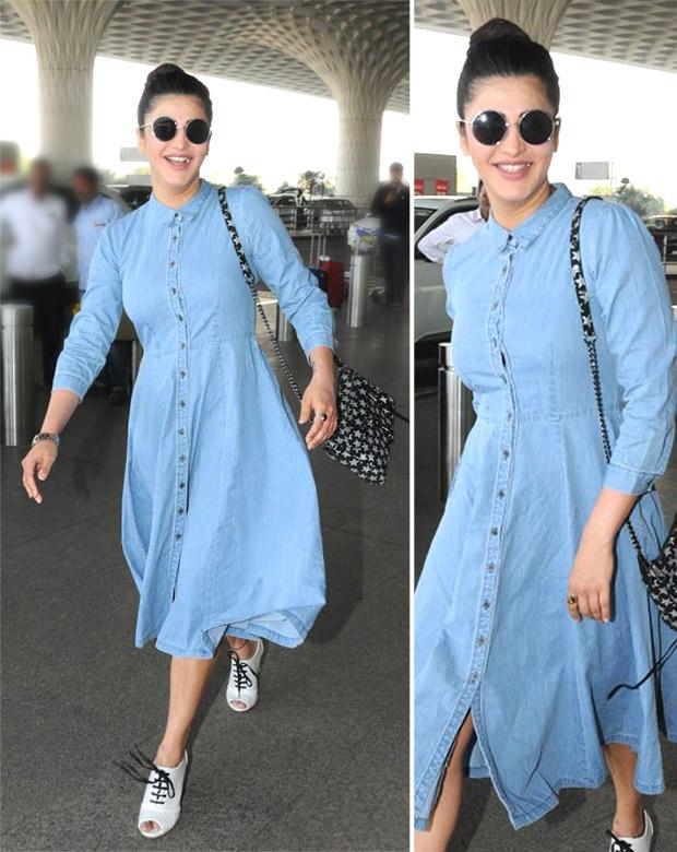 Weekly Airport Style: Shruti Haasan