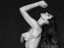 HOTNESS ALERT: Bruna Abdullah's latest topless image is sure to break the internet