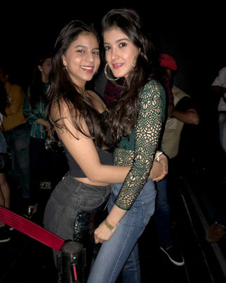 Suhana Khan and Shanaya Kapoor look beautiful in this party picture