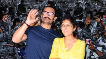 "Aamir Khan: ""Jo Kuch Bhi Main Hu Aaj Aami Ki Wajah Se Hu""   Birthday Celebration"
