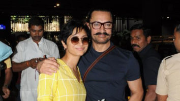 "Aamir Khan: ""I Am Not Competitive With SRK & Salman Khan"" 