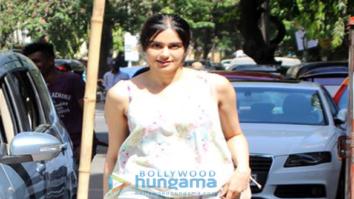 Adah Sharma snapped at Indigo